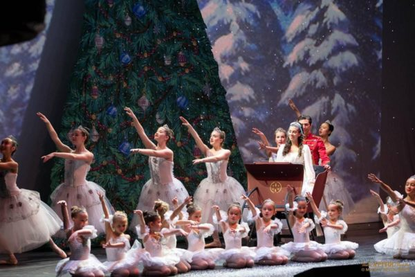Central Park Dance | The Nutcracker